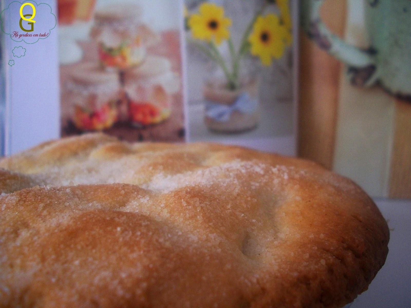 Russian Grandmothers' Apple pie-cake - Torta de Maça