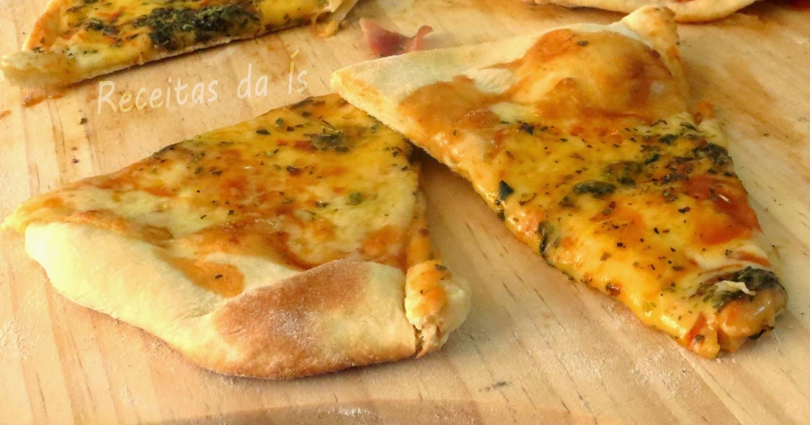 PIZZA CASEIRA IGUAL   DA PIZZARIA  (Pizza na pedra)