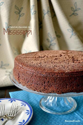 Pastel de chocolate de Mississippi