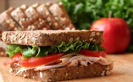 de sanduiches naturais para festa