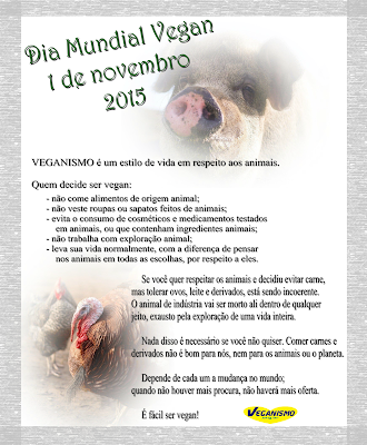Dia Mundial Vegan 2015