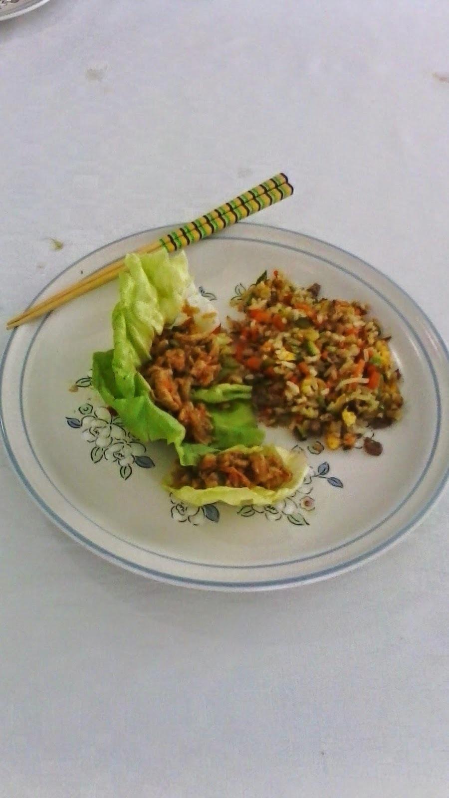 Tacos de Lechuga.