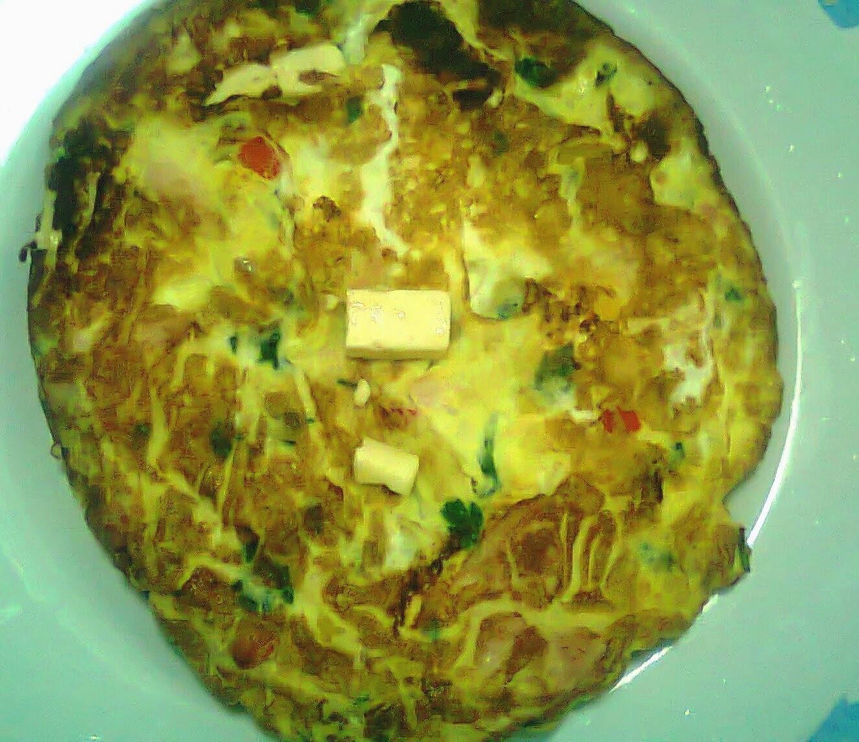 Omelete a Ipanema Pitanga