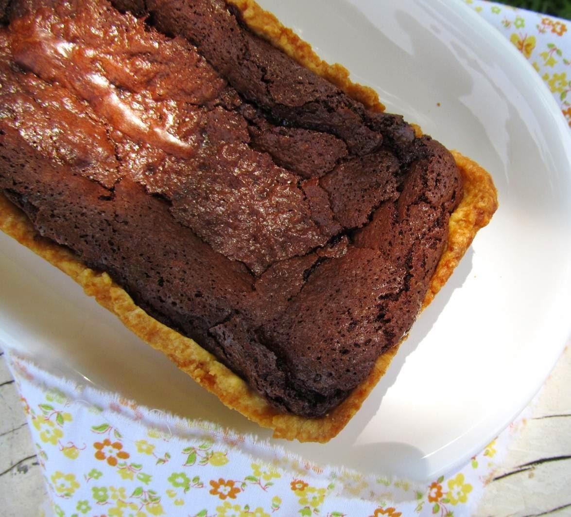 Torta de Chocolate do Jamie & Claudia