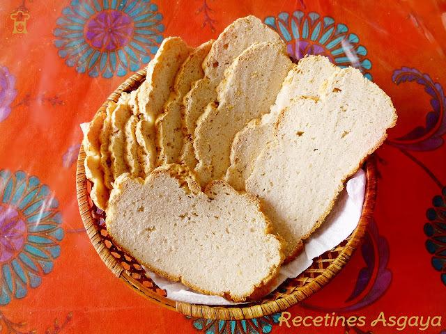 pan amasado casero con aceite