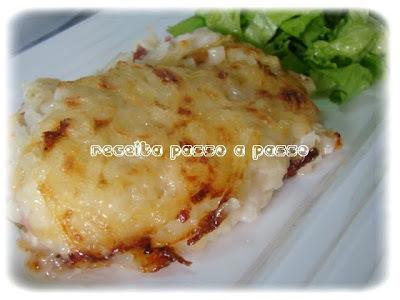 Batata Rösti Assada / Baked Rösti Potatoes