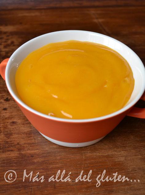 Crema / Mermelada de Mango y Durazno (Receta SCD, GFCFSF, Vegana, RAW)