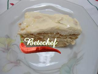 Torta Rápida de Limão by Betechef