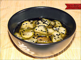 Pepino Japonês Agridoce
