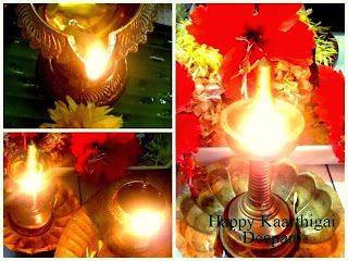 Karthigai...Festival of Lamps