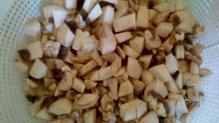 Hamburguer de Grão de Bico e Cogumelos Paris - Segundas sem carne