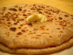 AALU (POTATO) PARATHA
