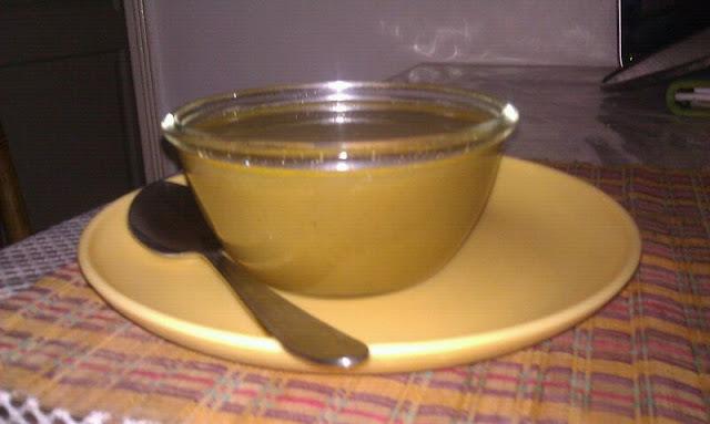 Paya Soup (Mutton legs Soup)