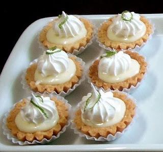 Tortinha de limão - Receita 2