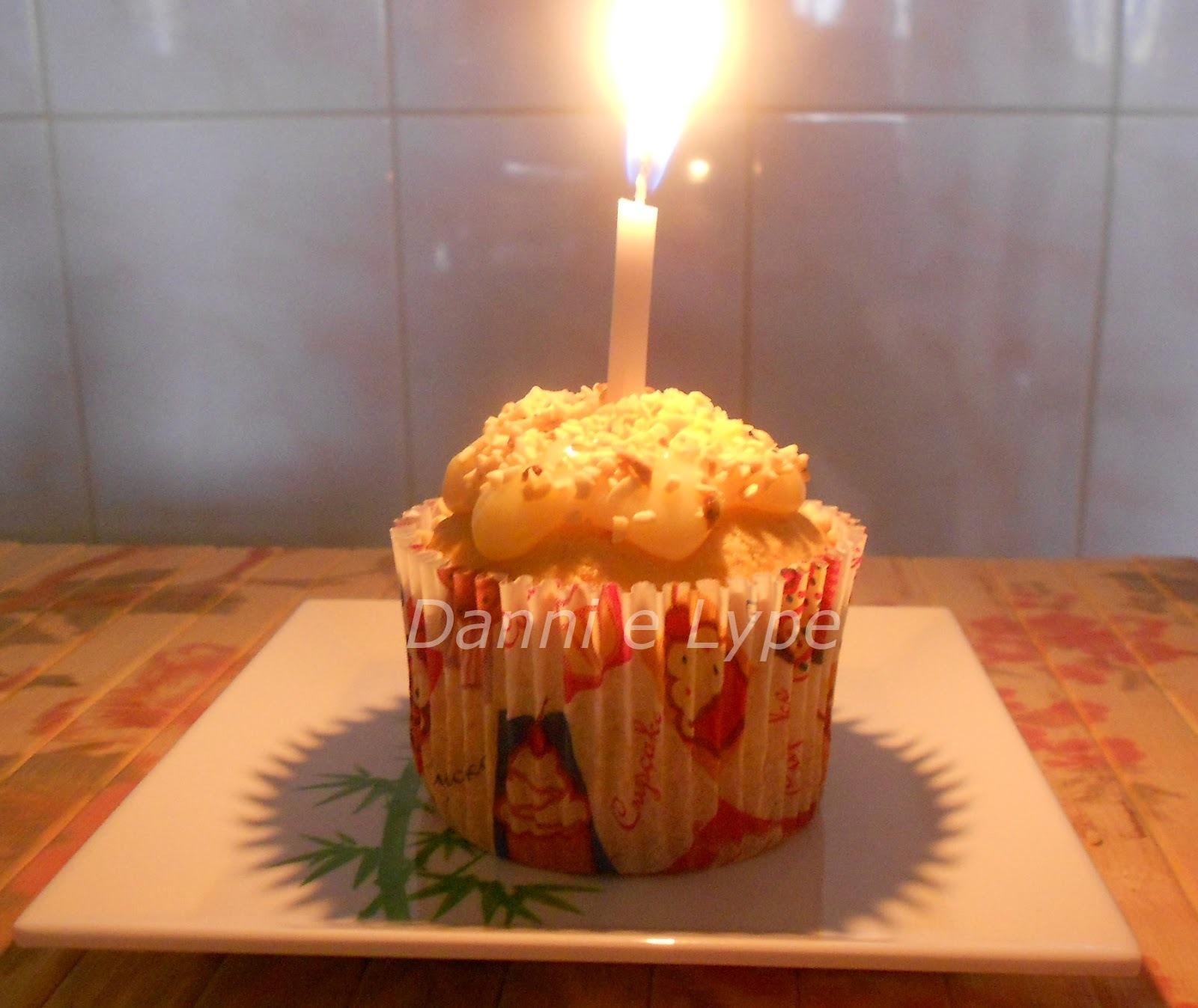 Cupcake de Maçã