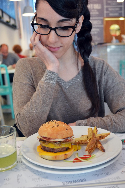 5 hamburguesas que vale la pena probar