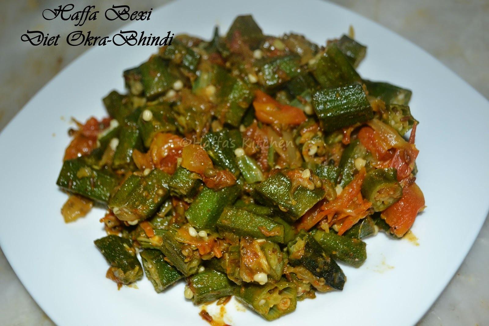Diet Okra- Bhindi
