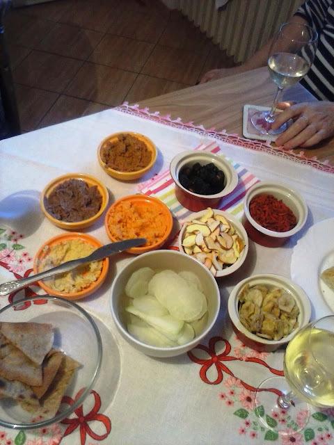 Narozeninové menu Slečny B. | Miss B's birthday menu