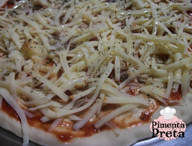 Tudo acaba em pizza