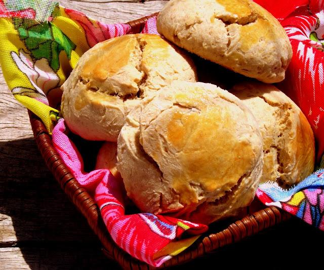 Pão integral de minuto