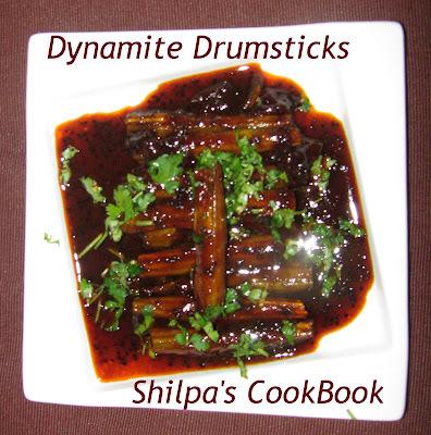 Dynamite Drumsticks