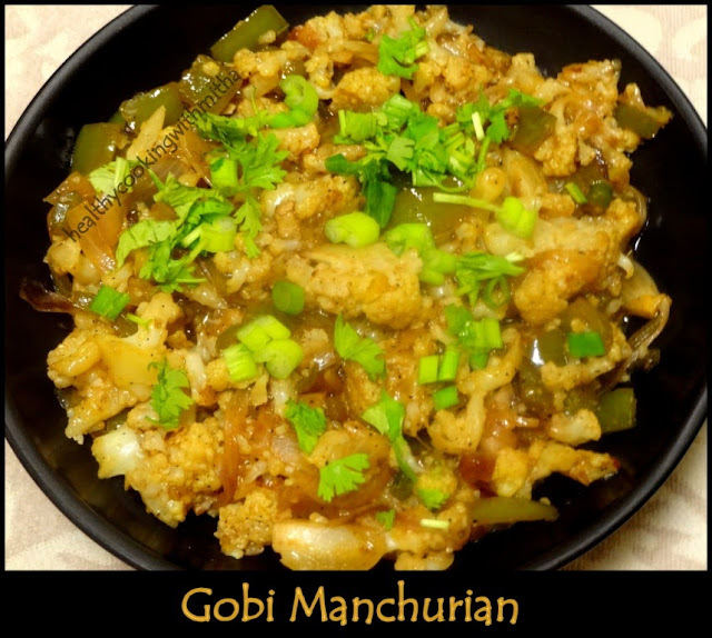 GOBI MANCHURIAN | Shallow Fried Version
