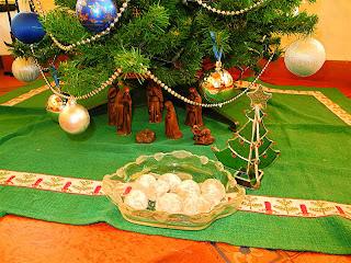Pfeffernuesse (masitas de navidad)
