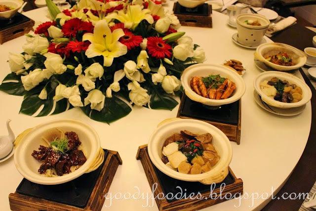 Claypot Indulgence @ Lai Po Heen, Mandarin Oriental KL