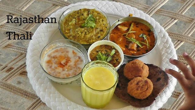 Rajasthani Royal Thali | SNC 10