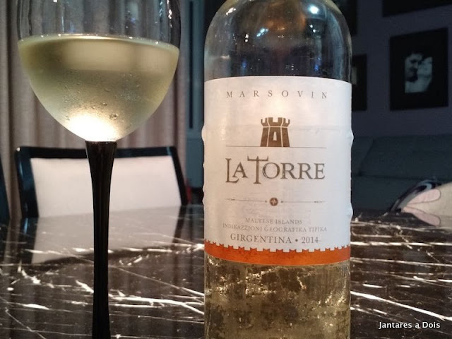 Vinho Branco La Torre 2014