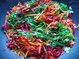 Farofa Nutritiva e Colorida
