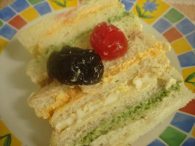 Pão Americano com Camadas Naturais (Espinafre, Cenoura e Ricota) ou...com o que gostar!