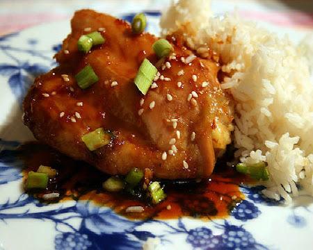 Lemon Shoyu Chicken