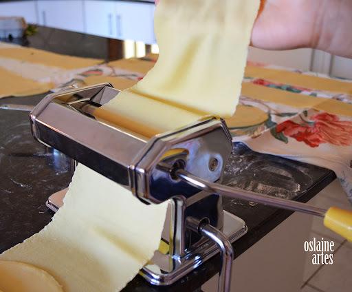 como fazer uma lasanha caseira sem ser com a massa da lasanha