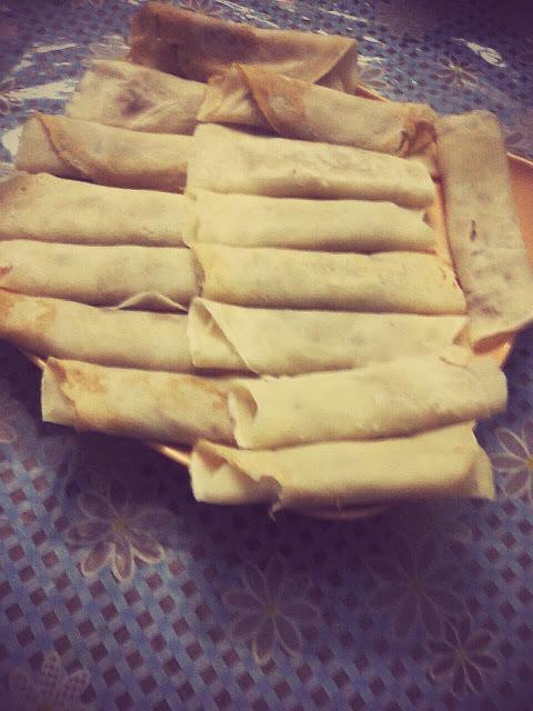 Coconut–Jaggery Sweet/Bengali Patishapta Pitha/Bengali Dessert