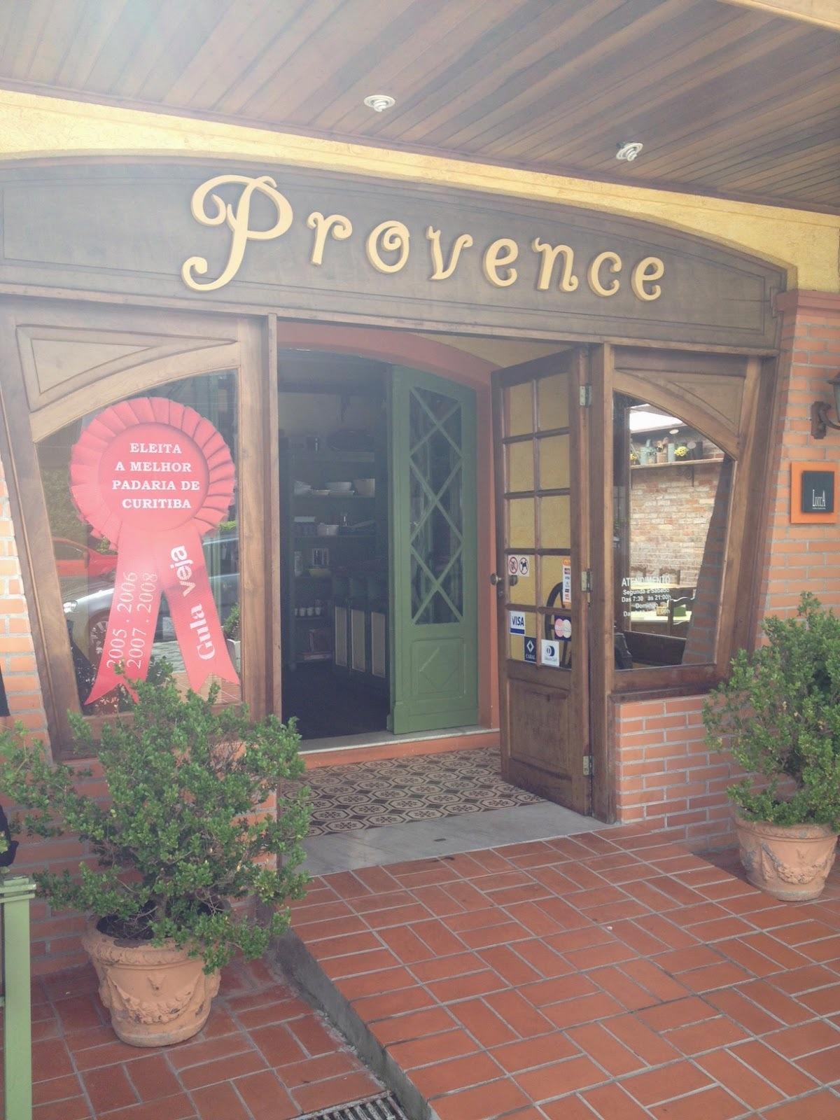 Provence Boulangerie Pâtisserie Café - Curitiba