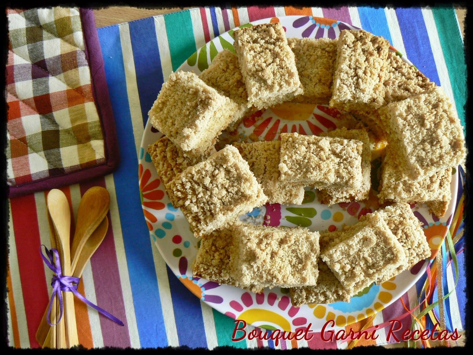 de muffins con torta exquisita