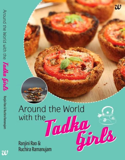 Around The World With The Tadka Girls book review