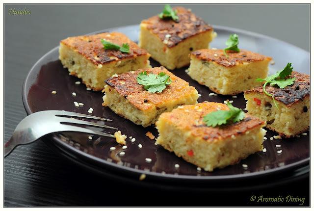 Gujarati Handvo