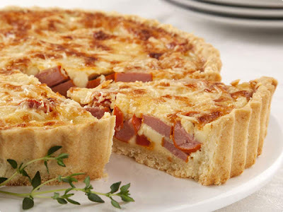 quiche do viena