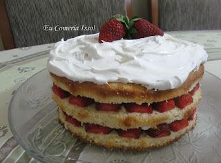 de merengue assado para tortas