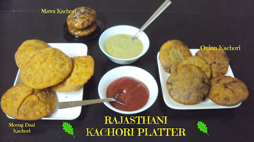 Rajasthani Kachori Platter ( for IFC )