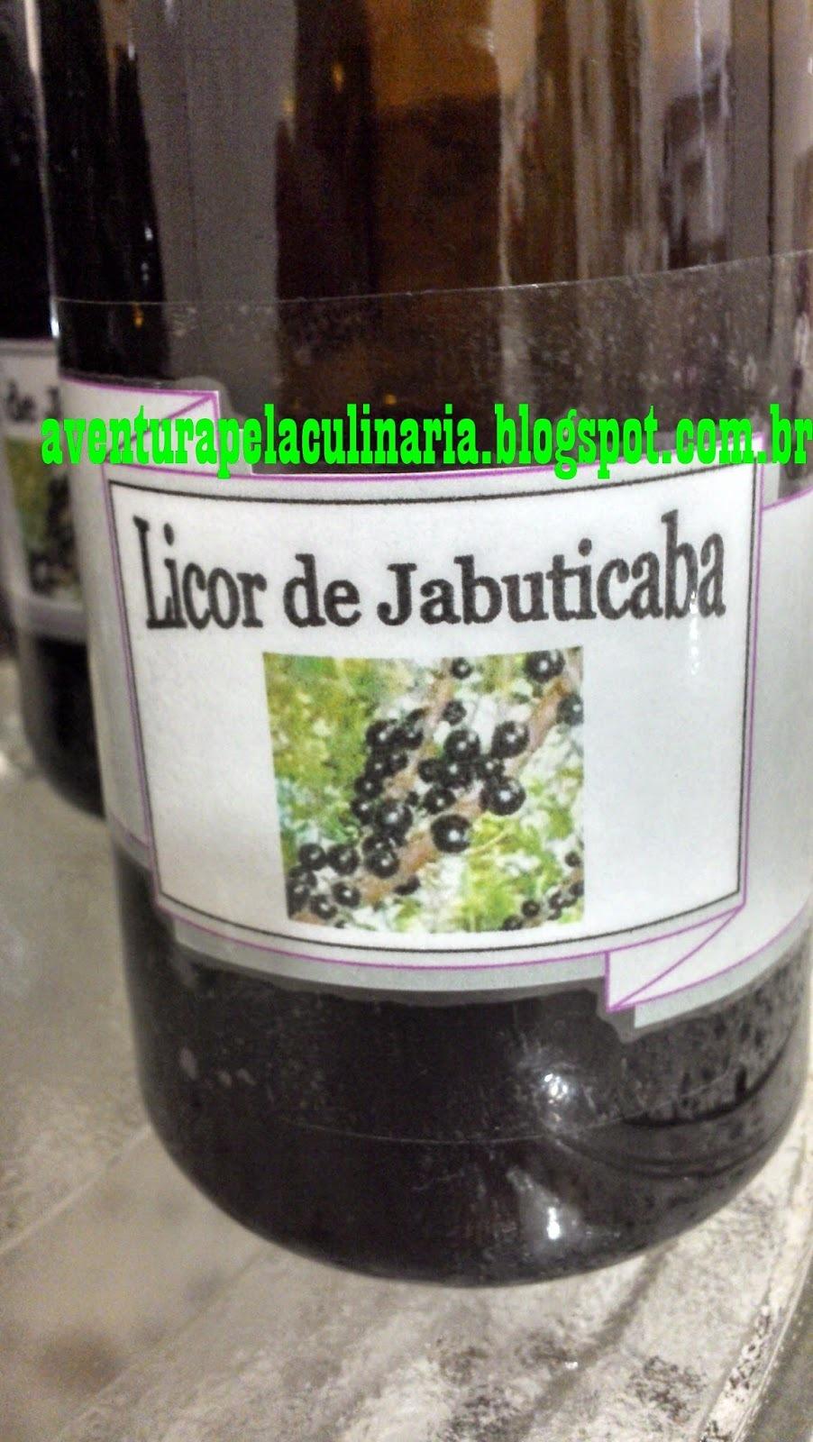 Licor de Jabuticaba