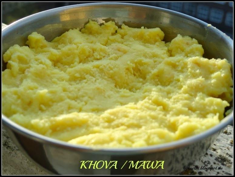 Khova / Mawa
