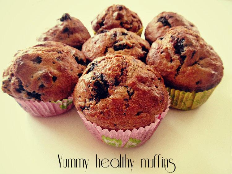 Recipe: Delicious muffins ♥
