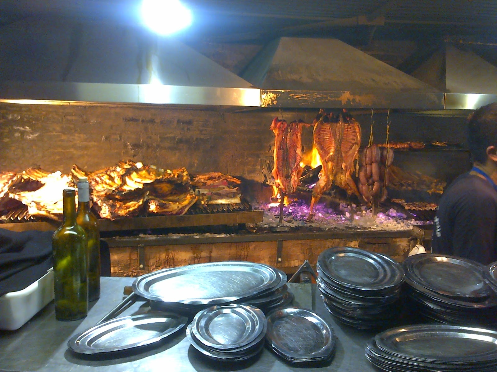 La parrilla del Club Ferroviario, el secreto mejor guardado de Liniers…