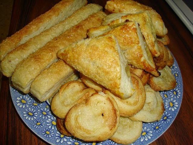 Ideas para preparar un rico pan con masa de hojaldre