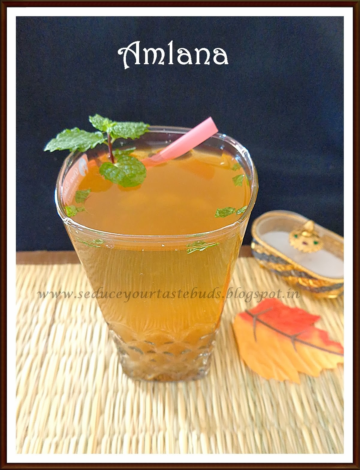 Amlana- Cooling Tamarind Drink from Rajastan