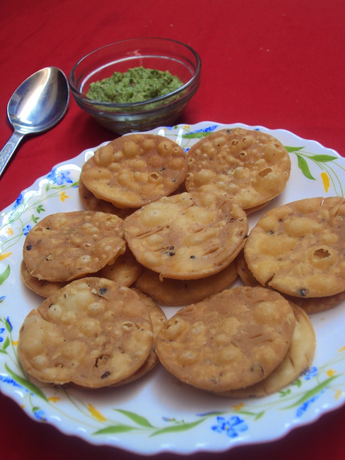 Recipe of Farsi Puri | How to Make Farsi Puri
