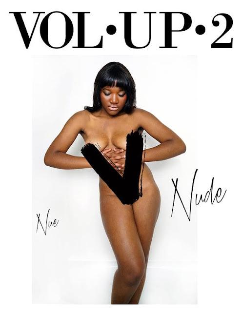 Ensaio não! Toda uma revista sobre a nudez plus size, para quebrar de vez todo preconceito.